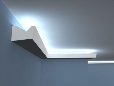 led leiste k che md362 led deckenbeleuchtung. Black Bedroom Furniture Sets. Home Design Ideas