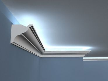 Indirekte beleuchtung decke lo19 led lichtstreifen - Lichtleiste deckenbeleuchtung ...