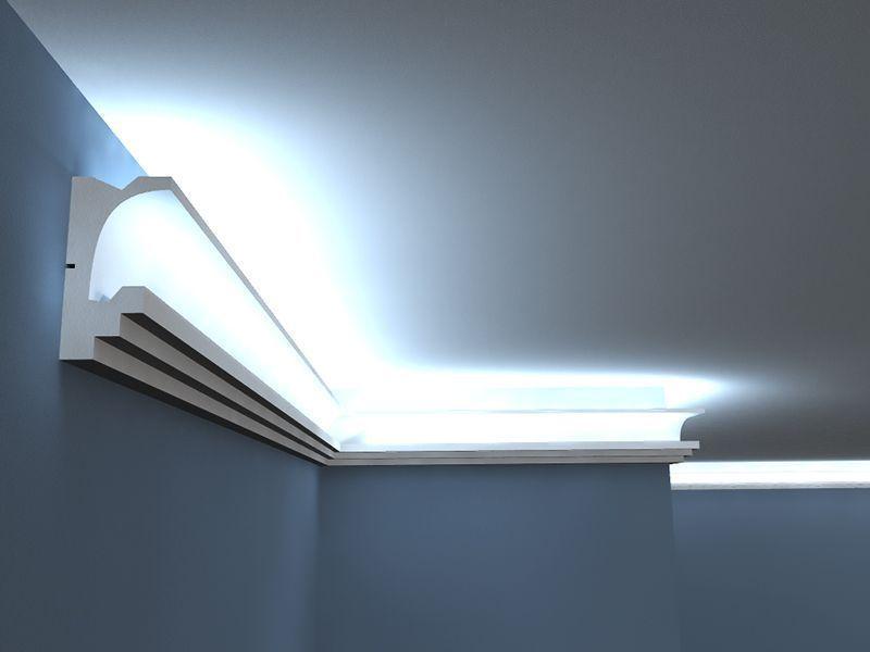 Led Lichtleiste Deckenbeleuchtung lichtleiste deckenbeleuchtung lo22 deckenleuchte