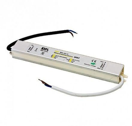 LED Trafo 30W wasserdicht IP67