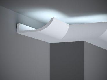 Kunststoffprofil LED MD369 - Profilleiste LED