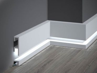 LED Sockelleiste QL019+QL021 Mardom Decor